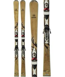 Rossignol Unique 10 Skis w/ Saphir 110 TPI2 Bindings