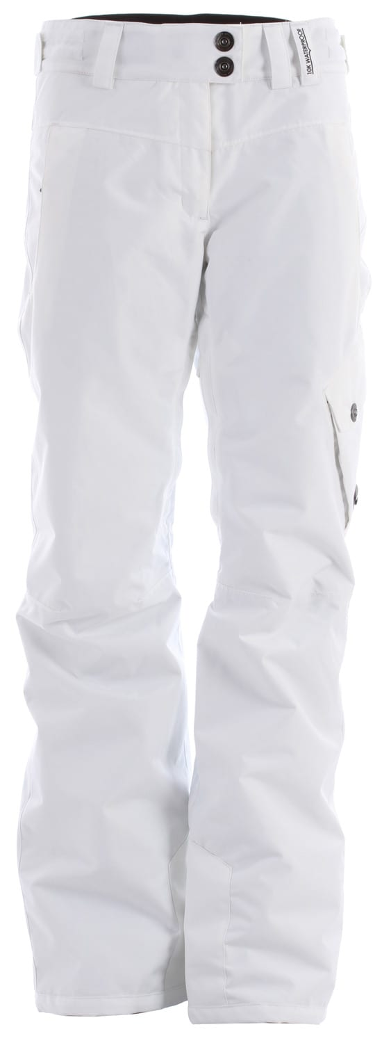 Shop for Rossignol Wind Ski Pants White - Women's