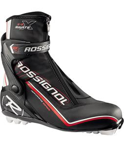 Rossignol X-8 Cross Country Ski Boots Black/Silver