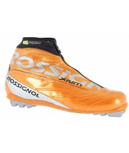 Rossignol Xium World Classic Cross Country Ski Boots Black/Orange