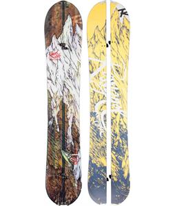 Rossignol XV Magtek Wide Split + Voile Locks Splitboard