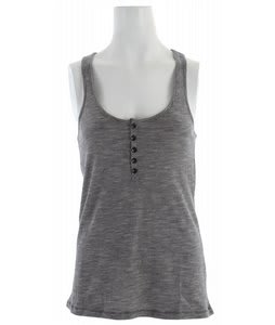Roxy 10 Knots Tank Top Beach Bleach Wash