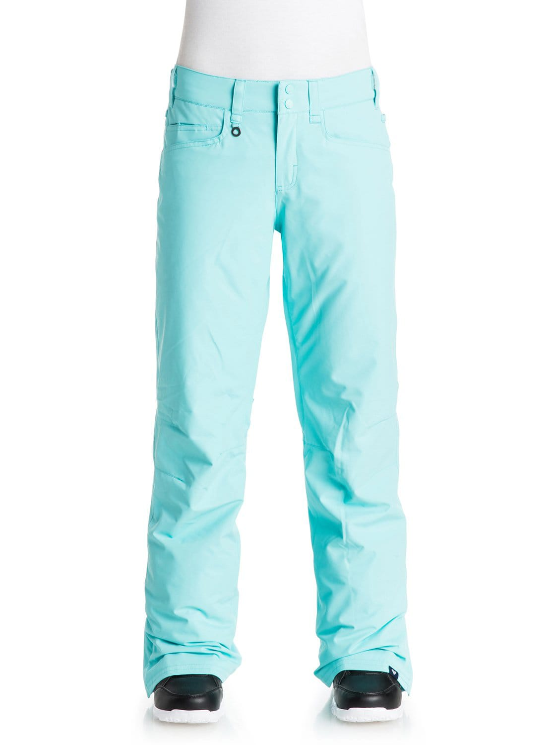 Choose women's snow pants and bibs lined with rich, soft fabric-like fleece or synthetic insulators. The latest ski and snow pants for women are cut for a clean, .