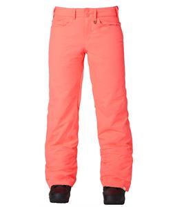 Roxy Backyards Snowboard Pants Diva Pink
