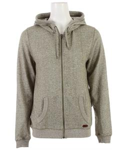 Roxy Beauty Stardust Hoodie Recruit Olive