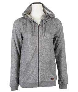 Roxy Beauty Stardust Hoodie Cool Grey