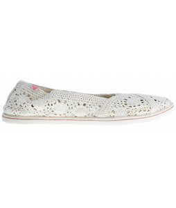 Roxy Boardwalk Shoes Natural