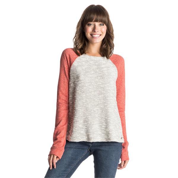 Roxy Broome Pullover Raglan Sweatshirt