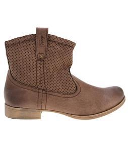 Roxy Buckeye Boots Chocolate