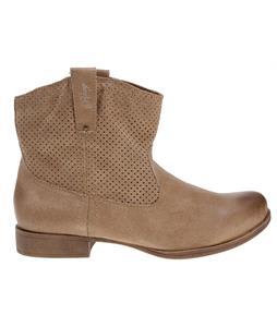 Roxy Buckeye Boots Tan