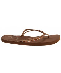 Roxy Cabo Sandals Tan