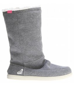 Roxy Cedar Casual Boots Charcoal