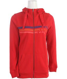 Roxy Cooling Wind Hoodie Lipstick Red