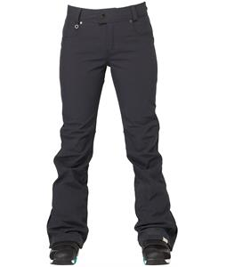 Roxy Creek Softshell Snowboard Pants Anthracite
