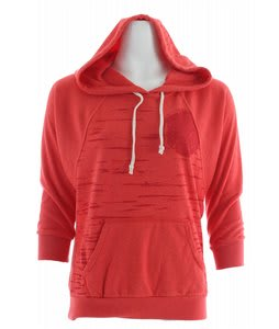 Roxy Cypress Grove Hoodie Hot Lava