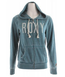 Roxy Dark Dawn Hoodie Deep Sea