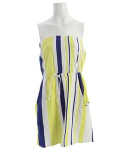 Roxy Fairest Light Dress Sea Spray Stripe