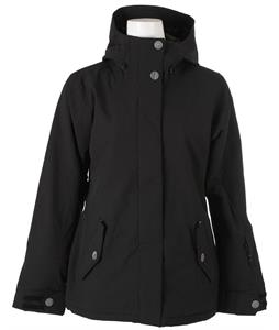 Roxy Fast Times Jacket Anthracite