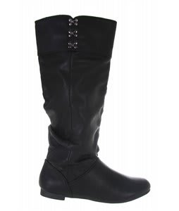 Roxy Figaro Casual Boots Black