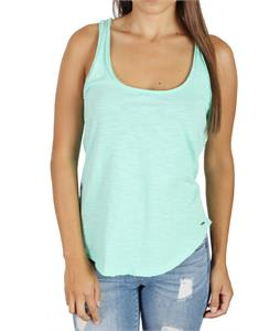 Roxy Floral Way Tank Cabbage