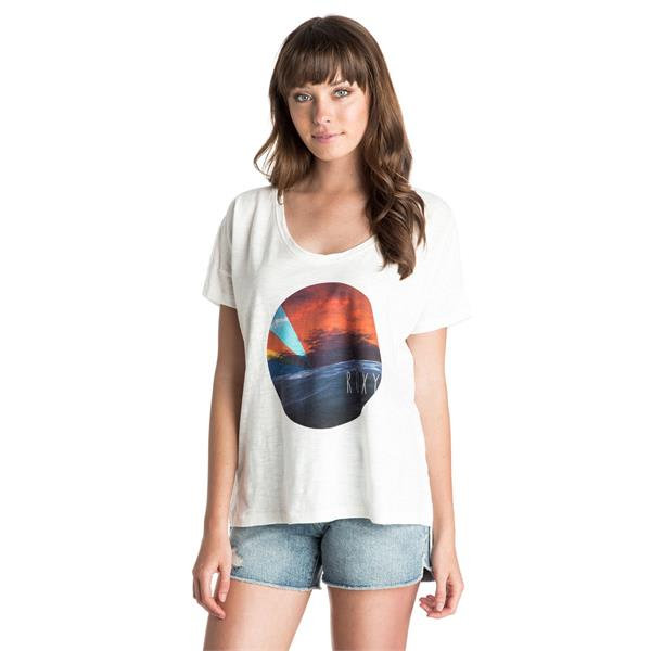 Roxy High Tide Loose Fit T-Shirt