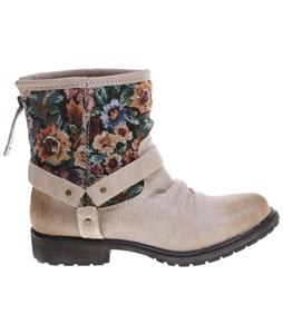 Roxy Holliston Boots Cream