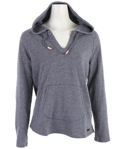 Roxy Indians Spirit Hoodie Dark Denim
