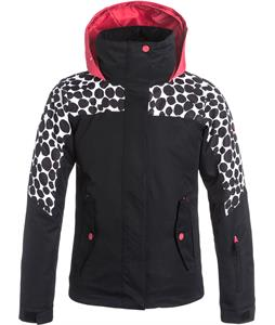 Roxy Jetty Color Block Snowboard Jacket