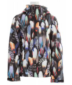 Roxy Jetty Insulated Snowboard Jacket Multi