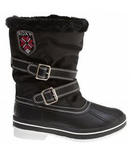 Roxy Just Chillin Casual Boots Black/Pink