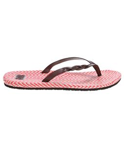 Roxy Kalani Sandals Chocolate