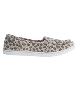 Roxy Lido Shoes Cheetah Print