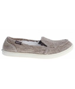 Roxy Lido Wool Shoes Light Brown
