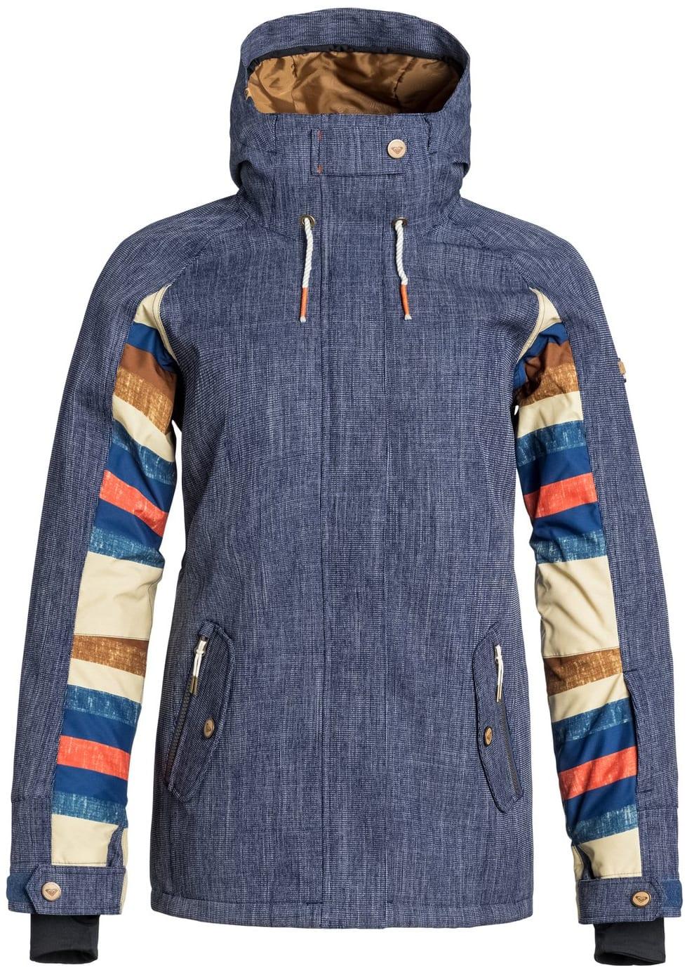Roxy Lodge Snowboard Jacket Womens