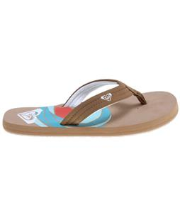Roxy Low Tide Sandals Tan