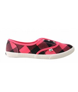 Roxy Manchester Shoes Black/Pink