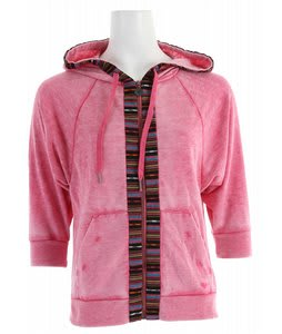 Roxy Margarita 2 Hoodie Nordstrom Bright Pink