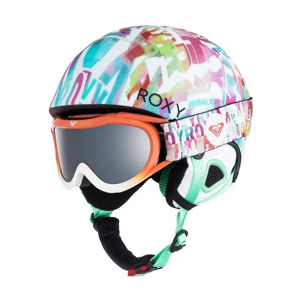 Roxy Misty Pack w/ Goggles Snow Helmet
