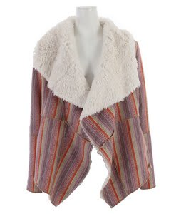 Roxy Moon Stone Jacket Boulder Stripe