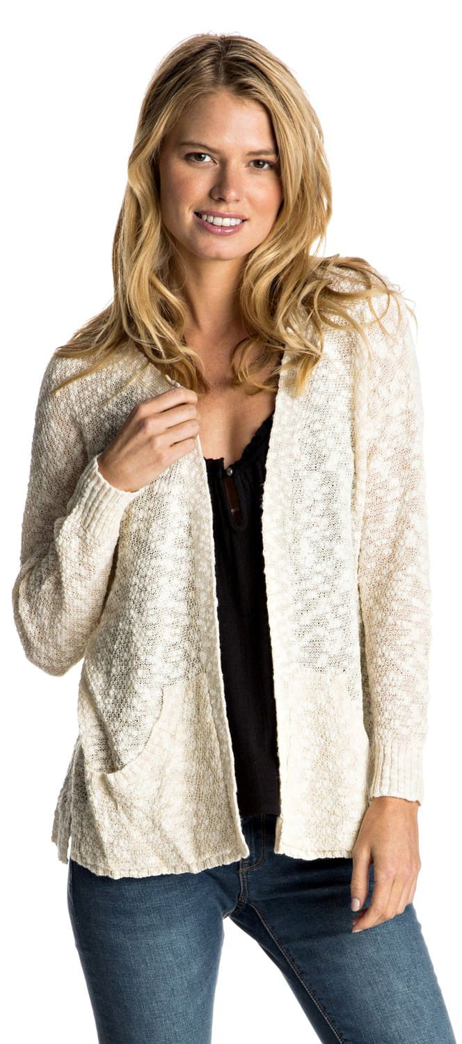 Click here for Roxy Move On Up Cardigan Sweater prices