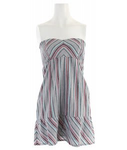 Roxy Nautical Mile Dress Black