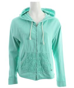 Roxy Neon Tide Hoodie Cabbage