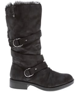 Roxy Norforlk Boots Black