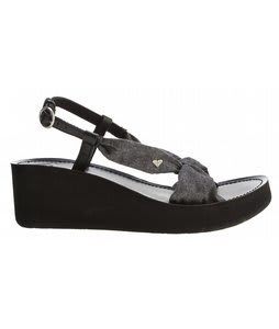 Roxy Oasis Sandals Black