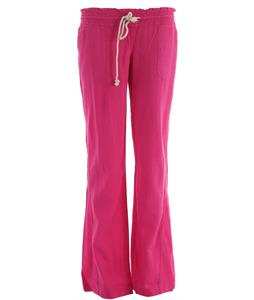 Roxy Ocean Side Pants Fuschsia