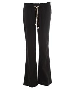 Roxy Ocean Side Pants Black