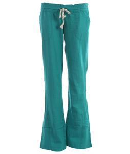 Roxy Ocean Side Pants Dynasty Green