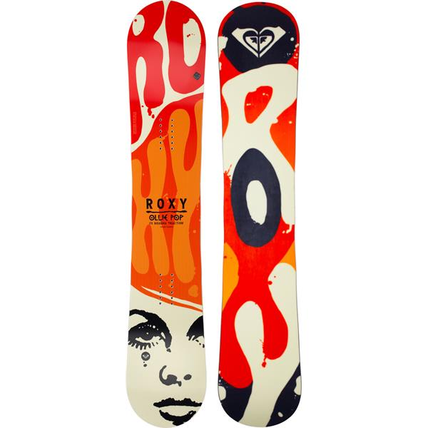 Roxy Ollie Pop Snowboard