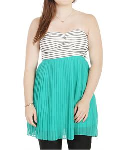 Roxy One Day Soon Dress Spectra Green