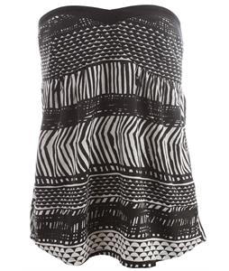 Roxy Outsail Top True Black Print
